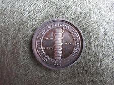 Edinburgh School of Medicine -- Small Silver Medal -- Anatomy -- Medical -- 1904