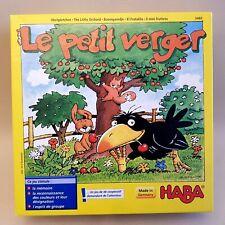 HABA - Le Petit Verger - de 3 à 8 ans
