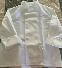 Chefs jacket and hat, Xl