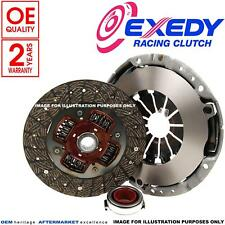 TOYOTA YARIS VITZ 1.0 16V EXEDY 3 PIECE CLUTCH COVER DISC BEARING KIT