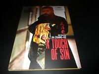 """DVD DIGIPACK NEUF """"A TOUCH OF SIN"""" film Chinois de Jia ZHANG-KE"""
