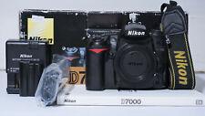 Nikon D7000 Body *Boxed* *Good Condition*