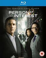 Person of Interest - Season 1 [Blu-ray + UV Copy] [Region Free] [DVD][Region 2]