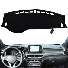Fits Hyundai Tucson 2019 Dash Cover Mat / Black