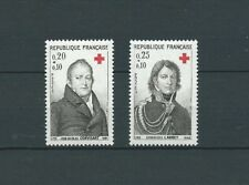CROIX ROUGE - 1964 YT 1433 à 1434 - TIMBRES NEUFS** MNH LUXE