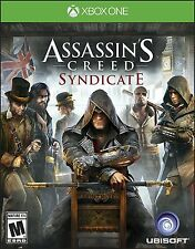 ASSASINS CREED SYNDICATE XBOX ONE NEW! ACTION! LONDON UNDERWORLD, JUSTICE QUEST