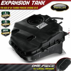 Coolant Expansion Tank w/ Sensor for Audi Q7 VW Touareg Porsche Cayenne 02-15
