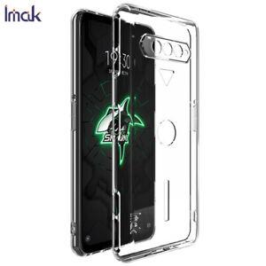For Xiaomi Black Shark 4 / 4 Pro iMAK Clear Shockproof Soft TPU Gel Back case