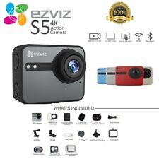 Ezviz S5 4K 16MP WiFi EIS Waterproof Sport Action Camera - Brand New