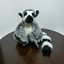Ringo the Ring-tailed Lemur 20 Inch (With Tail) Stuffed Animal Plush - Fiesta