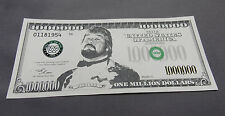 WWF WWE Million Dollar Man TED DIBIASE Novelty Currency / Paper Money / Bill