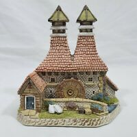 David Winter The Maltings 2001 Guild Member Only Cottage D1115 Original Box COA