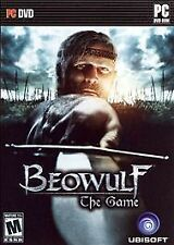 Beowulf The Game PC Game DVD