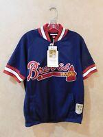 Mitchell & Ness Atlanta Braves Baseball Jersey - MLB _________ R8A4