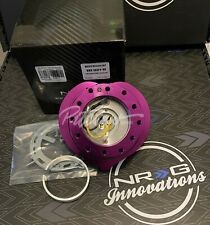 Nrg Steering Wheel Heart Quick Release Purple Srk 143pp New Prisma