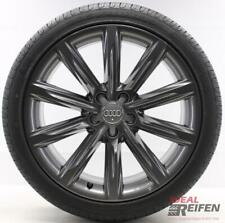 4 Original Audi Rs4 8k B8 Winter Wheels Set 4g8601025k Alloy Sline TG