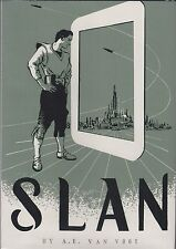 Slan by A. E. Van Vogt from Arkham House, 1946 First Edition, Astounding
