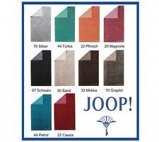 B_ JOOP! 1600 CLASSIC DOUBLEFACE HANDTUCH DUSCHTUCH SAUNATUCH GÄSTETUCH