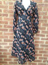 Topshop Maternity/Nursing Shirt Style Dress Size 8