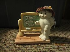 Dreamsicles Angel Cherub #E9701 The Golden Rule Event Figurine Signed 1997