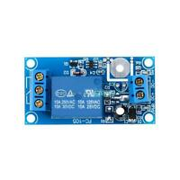 12V 1 Channel Capacitive and Self-locking Touch Switch Relay Module
