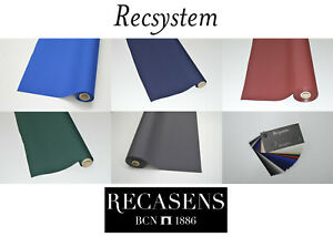 Recsystem ® Acrylpersenningstoff mit Gewebeoberfläche Persenningstoff 19,00 €/m²