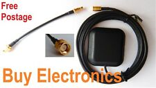 MAGNET MOUNT GPS antenna  with SMA male adapter
