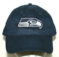 Head Shots Baseball Seattle Seahawks NFL Football Team Cap Hat New OSFA