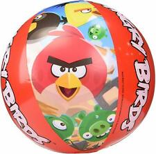 """Wet Products Angry Birds Beach Ball 20""""  product For kids Free Shipping"""