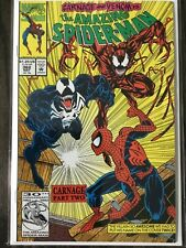 Amazing Spider-Man #362 2nd Carnage (See #361 for 1st Carnage)