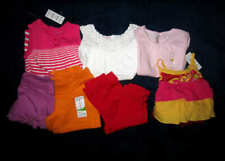Children's place Girls 12 Months Mixed clothing lot of 9 New Spring Summer  NWT