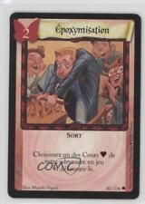 2001 Harry Potter Trading Card Game #82 Epoximise Gaming 0b0