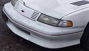 NO SHIPPING ! 1991 1992 1993 1994 Chevrolet Lumina Z34 Z-34 Front Bumper Cover