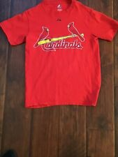 st louis cardinals albert pujols majestic size adult small