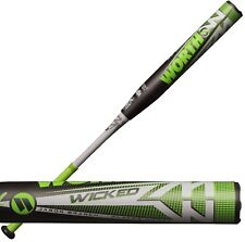 "2019 Worth Wicked USSSA Jason Branch XL 34""/27oz. Slowpitch Softball Bat WKJBMU"