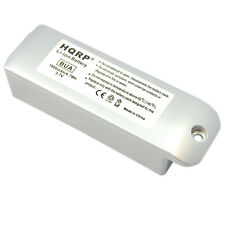 Hqrp 1800mAh Battery for Garmin Zumo 400 450 500 550 010-10863-00 011-01451-00