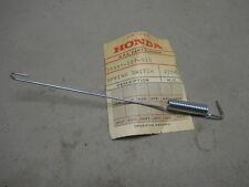 Honda NOS CB100, CB125, CB750, CL100, Stop Switch Spring, # 35357-107-010   d2