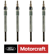 04 05 06 07 Super Duty F250 F350 6.0L Diesel OEM Ford Glow Plugs Set of 4 NEW