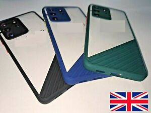 Samsung Note 20, Note 20 Ultra 5G Thin Case Shockproof Camera Protection Bumper