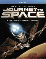 New Sealed Journey to Space (Blu-ray Disc, 2016) FREE shipping