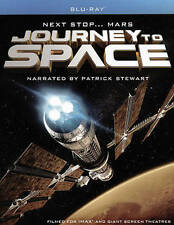 Journey to Space (Blu-ray Disc) Patrick Stewart