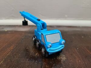 BRIO Wooden Railway Bob the Builder Lofty the blue Crane