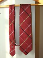 BURBERRY SILK TIE Striped