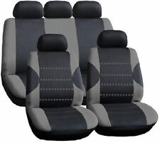 CHRYSLER PT CRUISER 00-08 RACING GREY SEAT COVERS