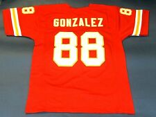 TONY GONZALEZ CUSTOM KANSAS CITY CHIEFS JERSEY