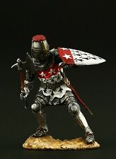 Tin soldier, Collectible, Medieval Knight, XV c. 54 mm, Medieval
