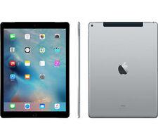 MINT Apple iPad Pro 12.9 256GB WiFi + 4G LTE Cellular Space Gray Unlocked 2918-9