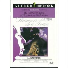 Strangers On A Train (1951) DVD - Alfred Hitchcock (New & Sealed)