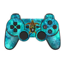 Sony PS3 Controller Skin - Sacred Honu by Al McWhite - DecalGirl Decal
