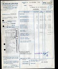 """BAGNOLET (93) MOULINS culinaires """"LE MOULIN-LEGUMES Représentant JEANNELLE"""" 1956"""